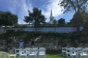Weddings at The Hillside Inn